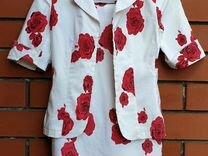 Платье + пиджак комплект