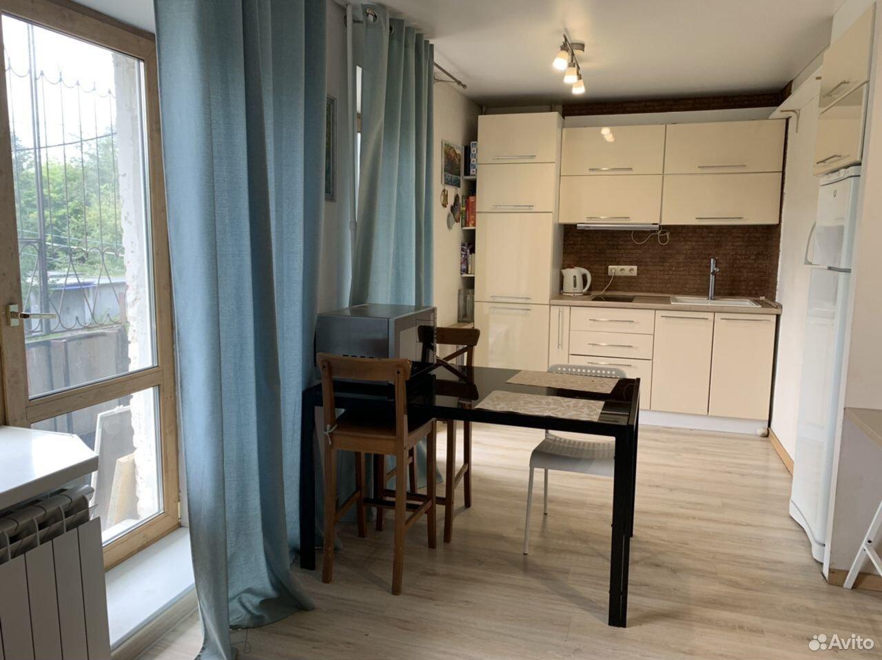 1-к квартира, 33.5 м², 2/6 эт.
