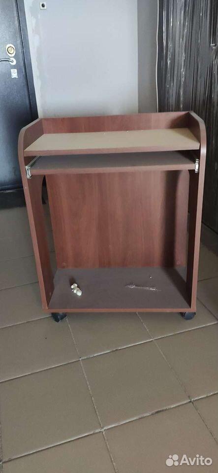 Computer-Tisch auf Rädern  89270197496 kaufen 2