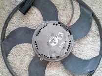 Вентилятор радиатора 400W BMW E60