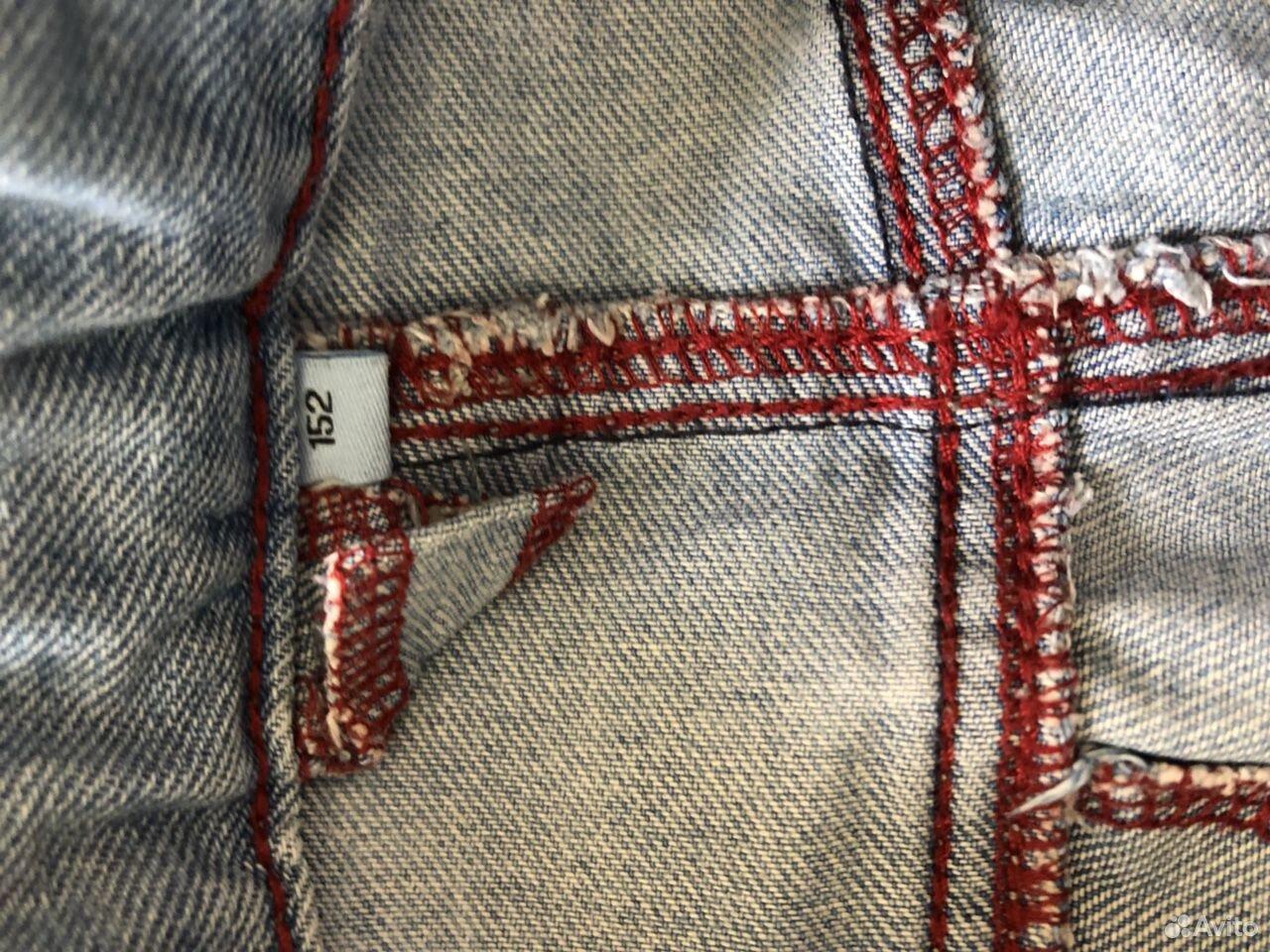 Шорты джинсовые на мальчика разм.152  89648893948 купить 3