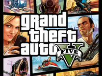 Grand Theft Auto V (GTA 5) (PS4)