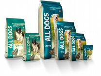 Корм для кошек Корм для кошек и собак 20 кг