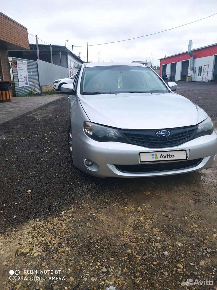 Subaru Impreza, 2008  89038820199 купить 4