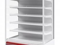 Пристенная холодильная витрина Купец вхсп-1.875