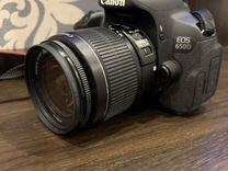 Canon EOS 650D — Фототехника в Магнитогорске
