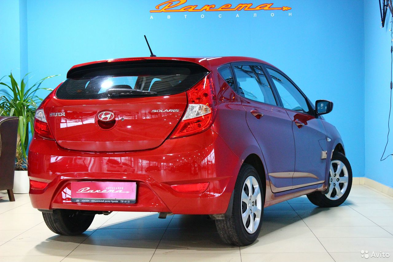 Hyundai Solaris, 2012  89102977578 купить 4