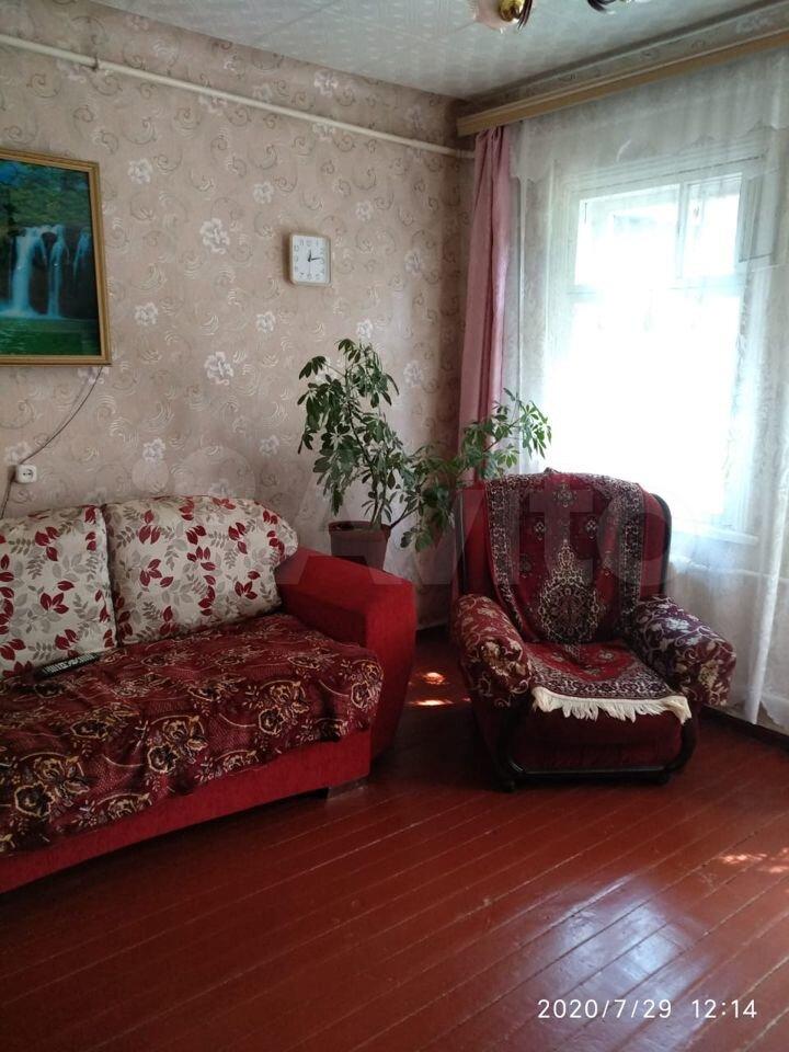 3-к квартира, 63.2 м², 2/2 эт.  89658366836 купить 9