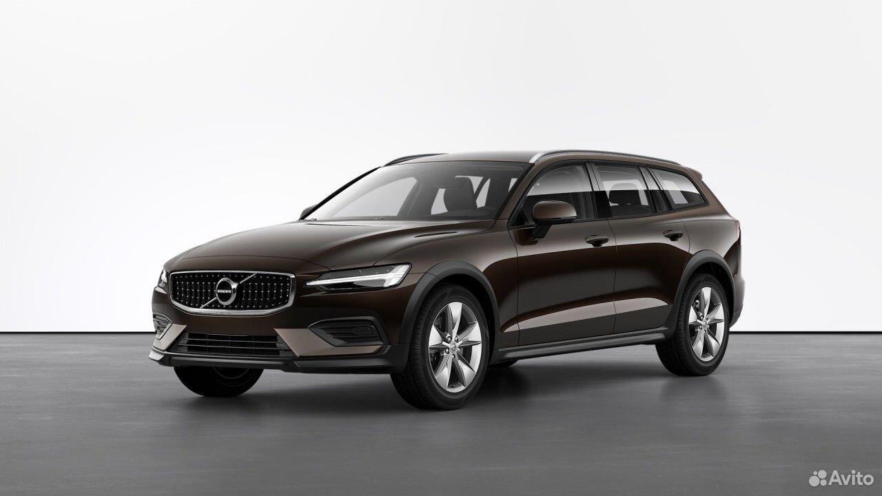 Volvo V60 Cross Country, 2020  84732323280 купить 1