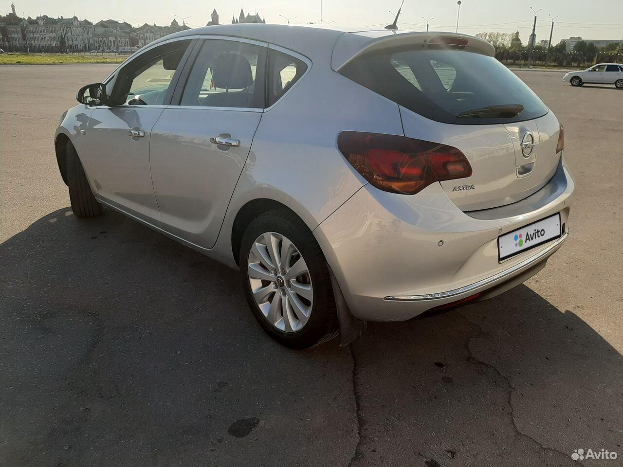 Opel Astra, 2012  89877309141 купить 4