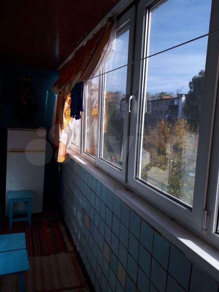 3-к квартира, 61 м², 3/5 эт.