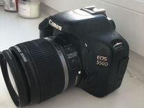 Canon 550d — Фототехника в Москве