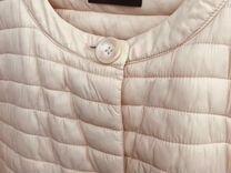 Новая куртка Sisley персиковая — Одежда, обувь, аксессуары в Москве