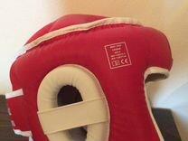 Шлем защитный для единоборств