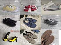 Кеды, ботиночки и босоножки — Одежда, обувь, аксессуары в Санкт-Петербурге