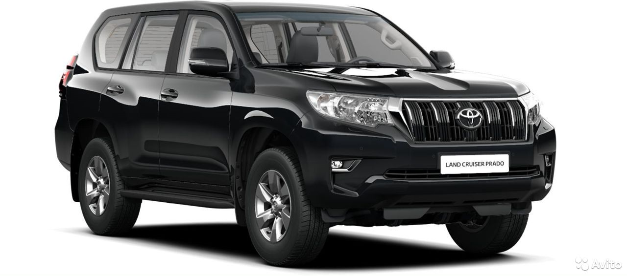 Toyota Land Cruiser Prado, 2020 83842494028 купить 7