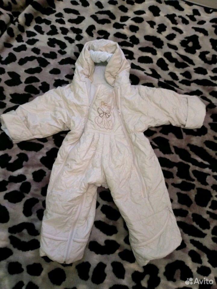 Демисезонный костюм для малышей  89042219040 купить 3