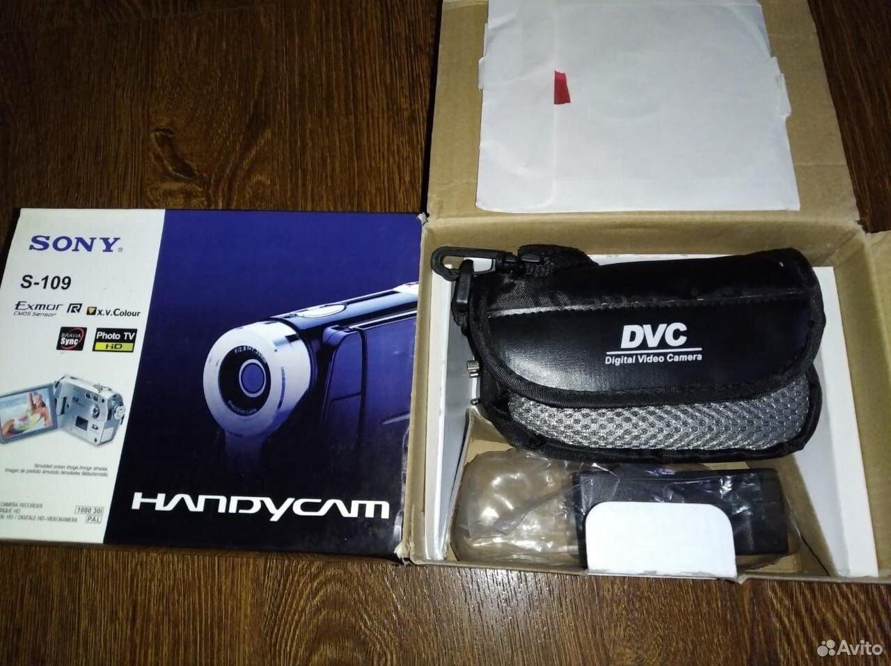 Видеокамера Sony Handycam  89225691830 купить 2