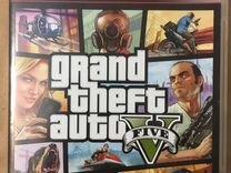 GTA 5 для PS3 в упаковке (Гта 5)