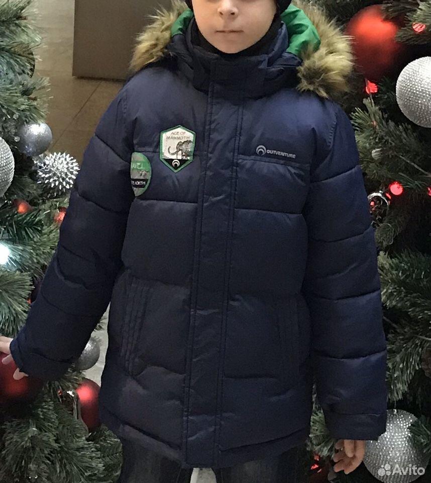 Куртка зима outventure  89517593602 купить 3