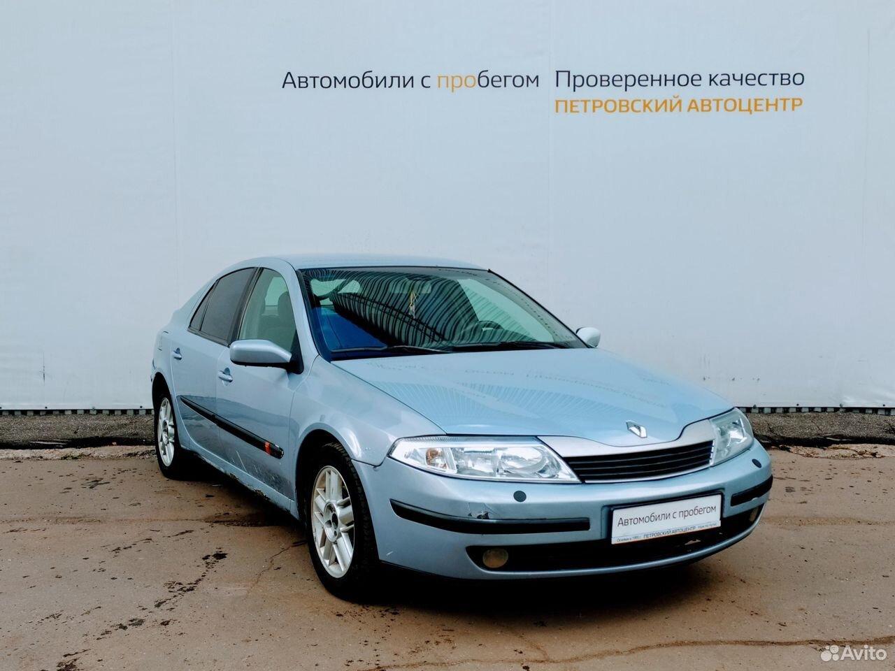 Renault Laguna, 2002  84954871002 купить 3