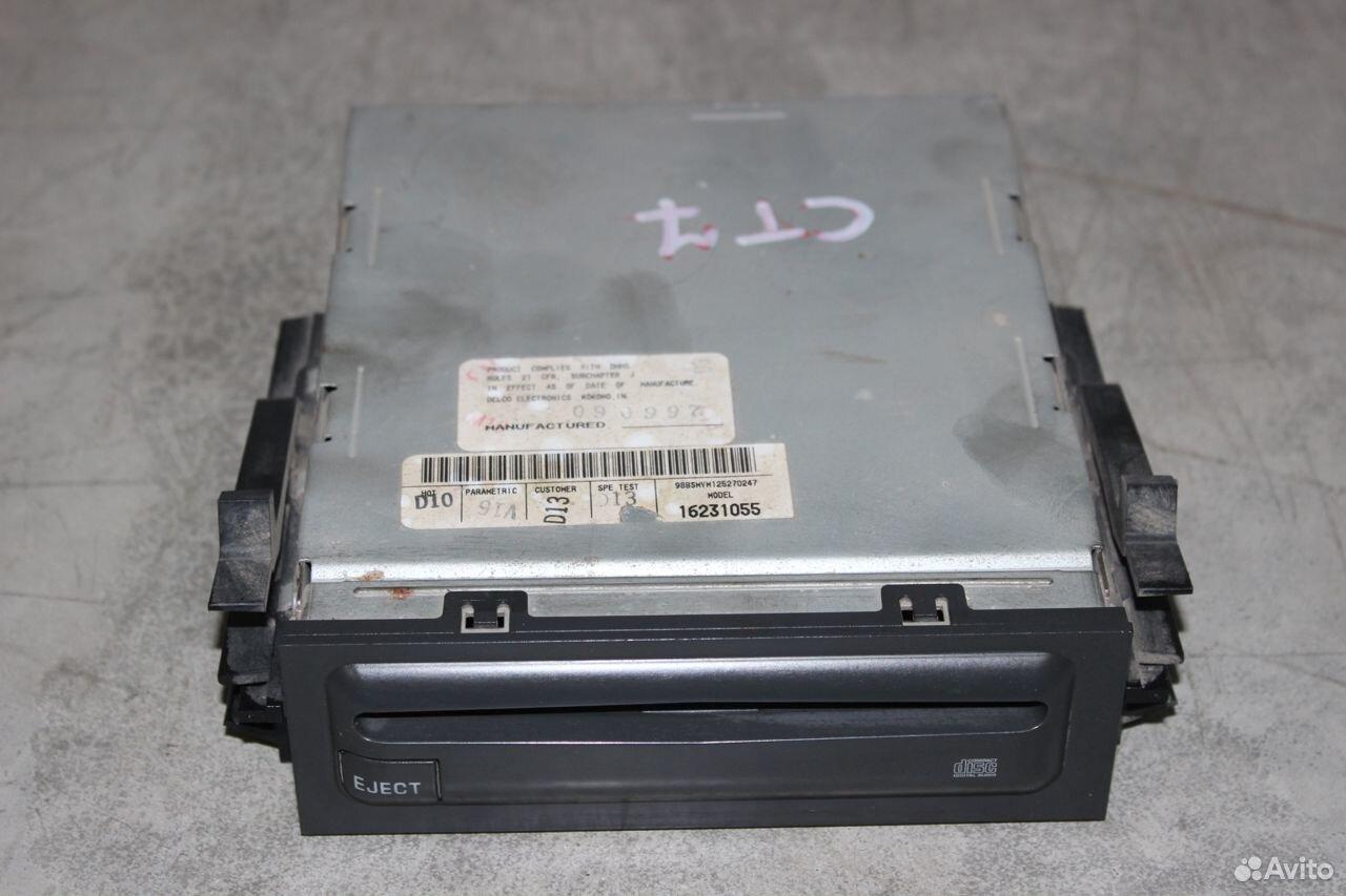 Проигрыватель CD Chevrolet Tahoe GMT400  89510096699 купить 2
