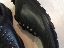 Ботинки Ecco,натуральная кожа