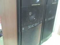 Акустическая система Вега 50ас - 106-2
