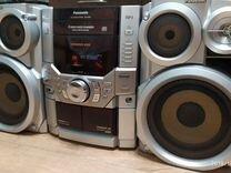 Музыкальный центр panasonic — Аудио и видео в Челябинске