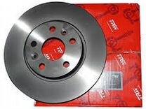 Тормозной диск передний Renault Kangoo 2