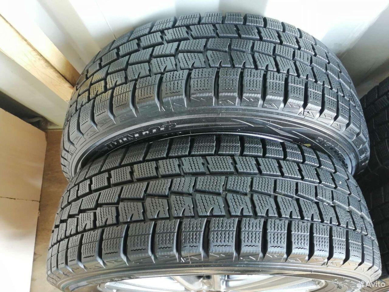 Комплект колес (№72) из Японии  89244146927 купить 5