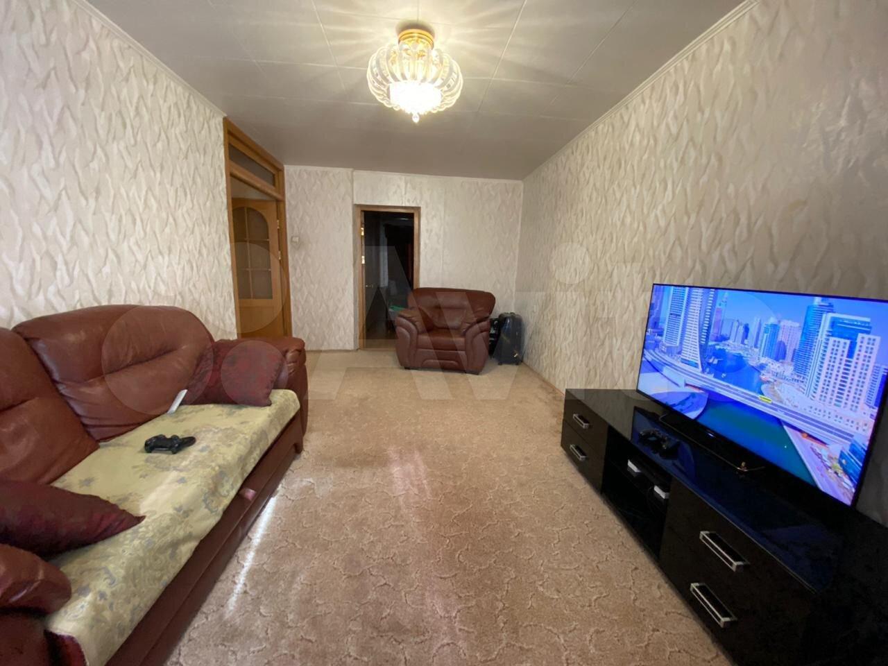 3-к квартира, 60 м², 5/9 эт.  89377189030 купить 5