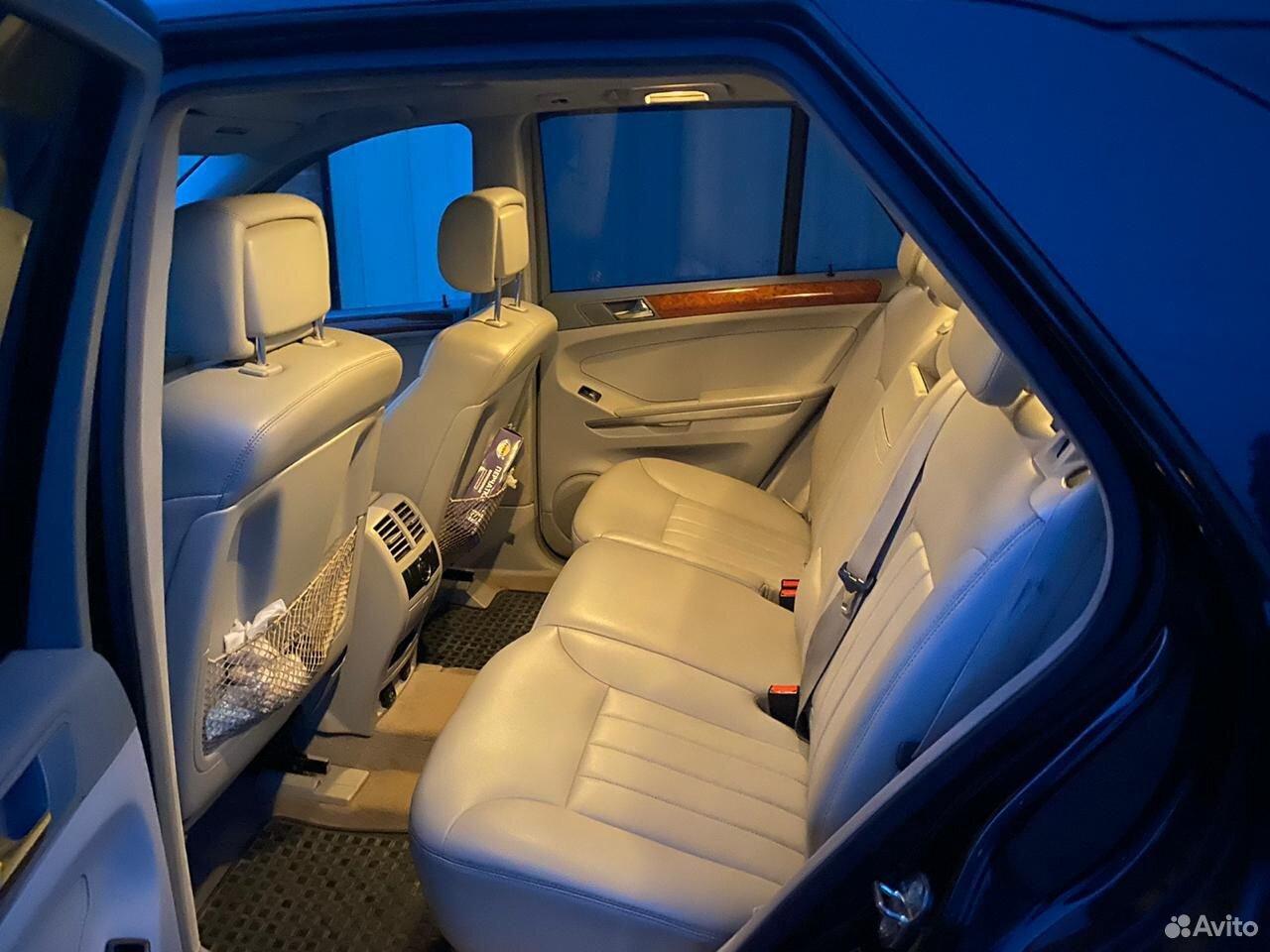 Mercedes-Benz M-класс, 2005  89681482092 купить 4