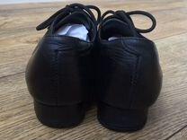 Туфли для бальных танцев 24,5 см стандарт ф. Аида