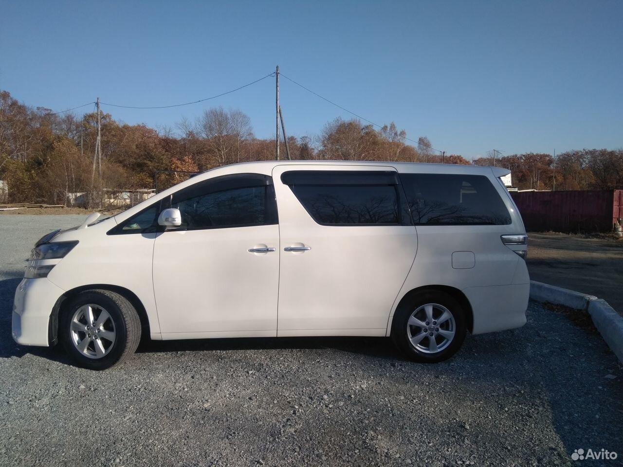 Toyota Vellfire, 2010  89662714035 buy 7