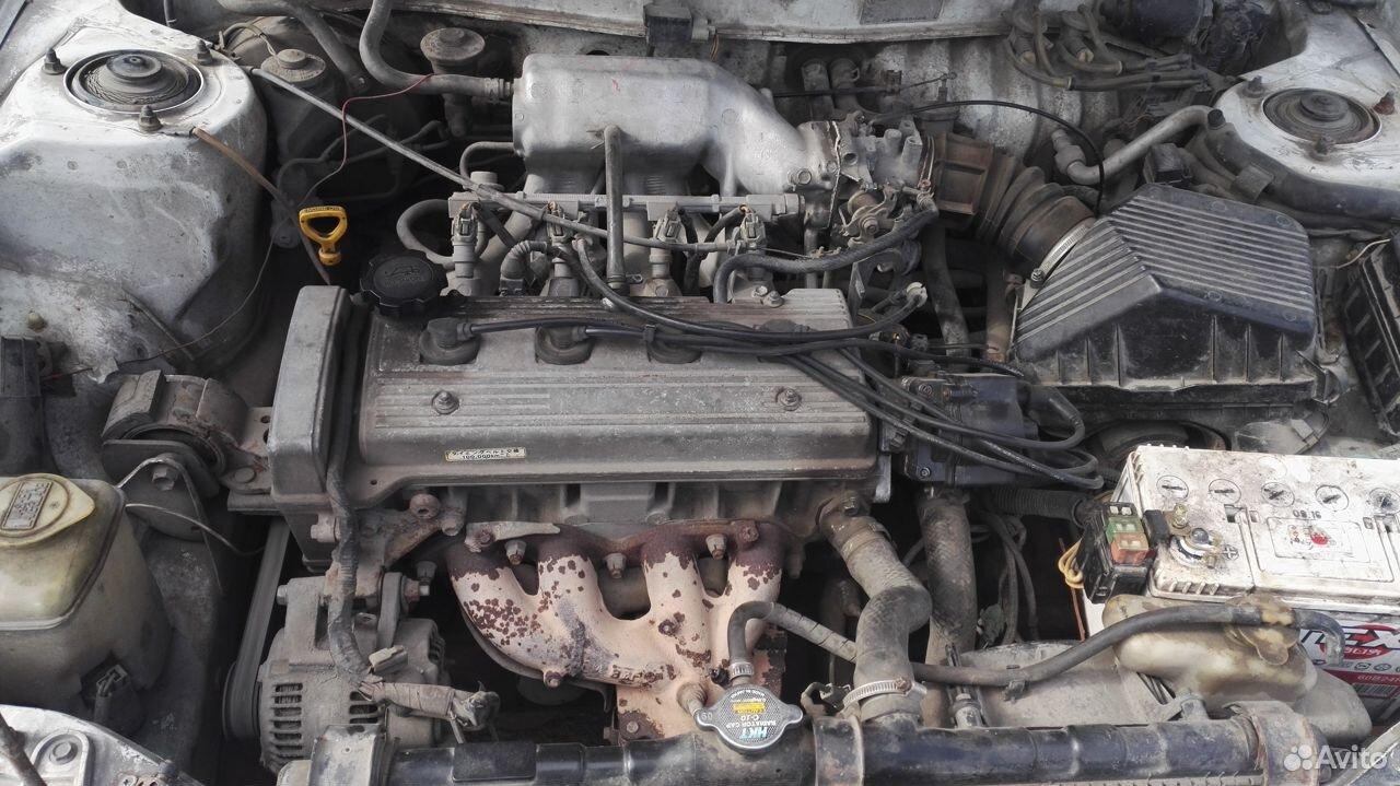 Toyota Corolla, 1988  89644045043 купить 7