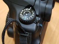 Canon EOS 60D + Canon EF-S 18-55mm 1:3.5-5.6 IS — Фототехника в Москве