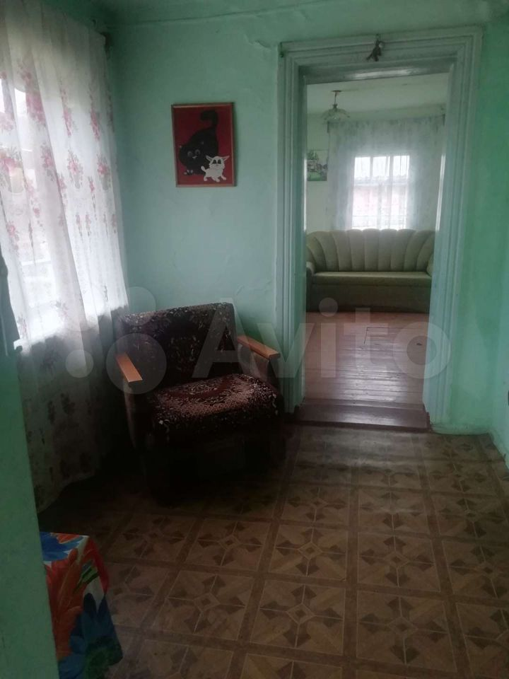 Дом 33.5 м² на участке 12 сот.  89662714014 купить 3
