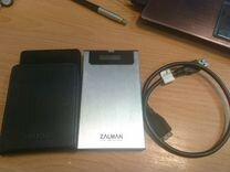 Внешний диск zalman ve300