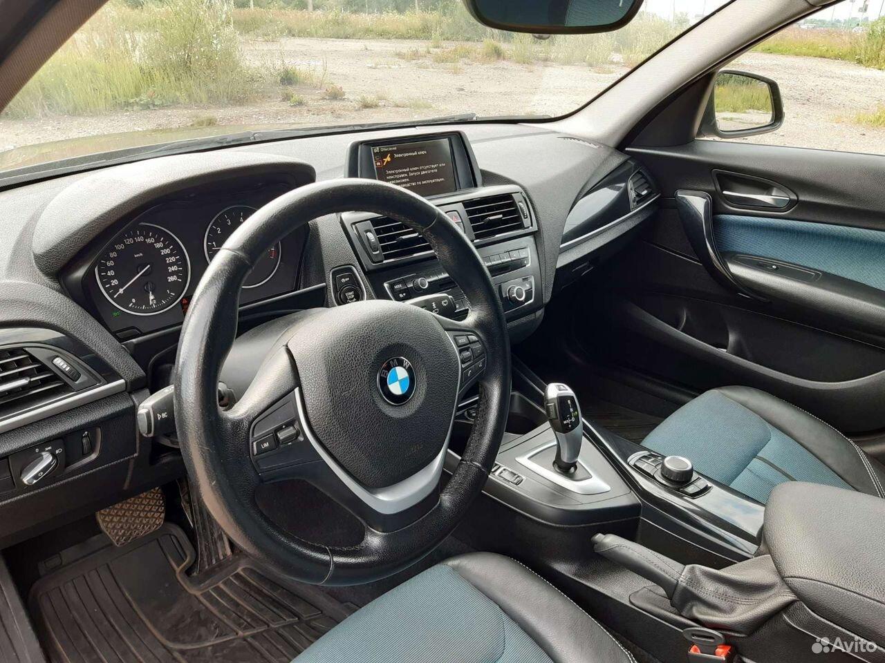 BMW 1 серия, 2013  89116117462 купить 7