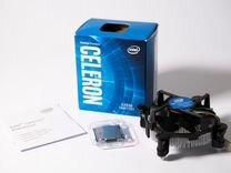 Процессор Intel Celeron g3930 2,90GHz BOX — Товары для компьютера в Москве