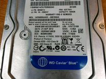 Жесткий диск 500гб wd5000aakx