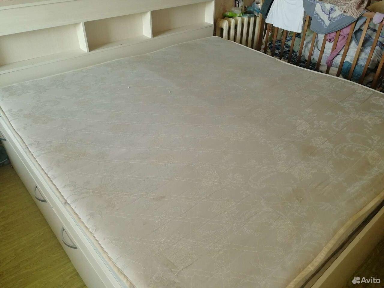 Кровать с матрасом 2,0 * 2,0 метра  89173310344 купить 5