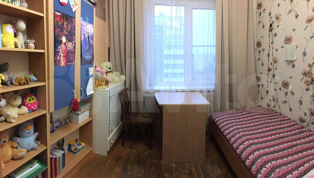 4-к квартира, 74 м², 6/9 эт.  89535297907 купить 9