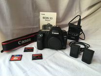 Зеркальный фотоаппарат Canon EOS 5D Mark II