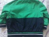 Куртка ветровка 74 р