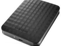 Жесткий диск внешний 500 Gb seagate(HX-M500TCB/G)