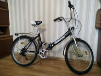 Велосипед Forward складной