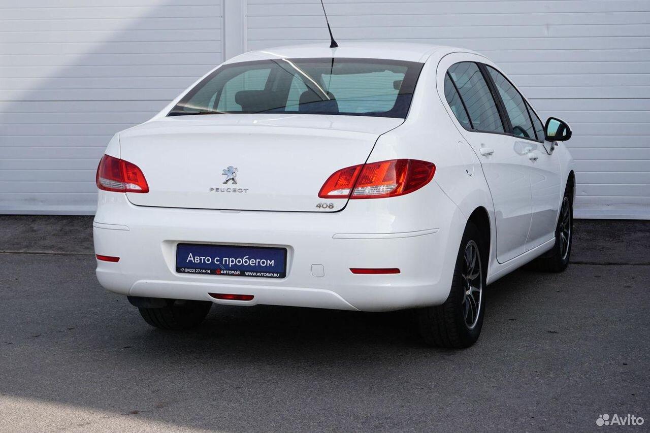 Peugeot 408, 2013  88422291379 купить 4
