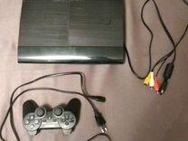 Sony PS3 Super Slim 12гб